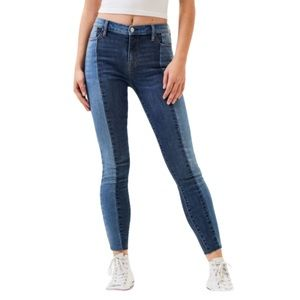Pacsun High Rise Jeggings Jeans